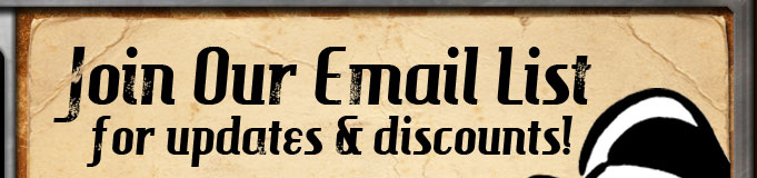 Join Pint's email list for special discounts and updates!